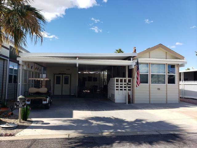 17200 W Bell Road #400, Surprise, AZ 85374 (MLS #5891768) :: Brett Tanner Home Selling Team