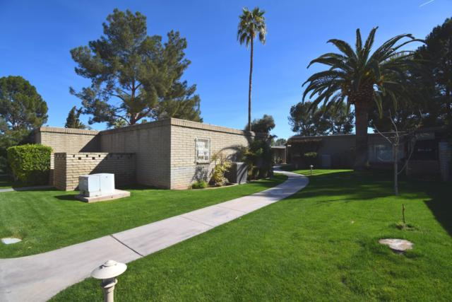 4800 N 68TH Street #360, Scottsdale, AZ 85251 (MLS #5891932) :: Yost Realty Group at RE/MAX Casa Grande