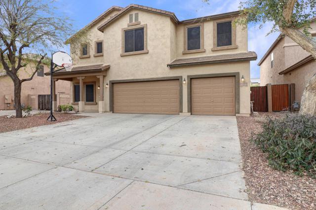 30151 W Flower Street, Buckeye, AZ 85396 (MLS #5891994) :: CC & Co. Real Estate Team