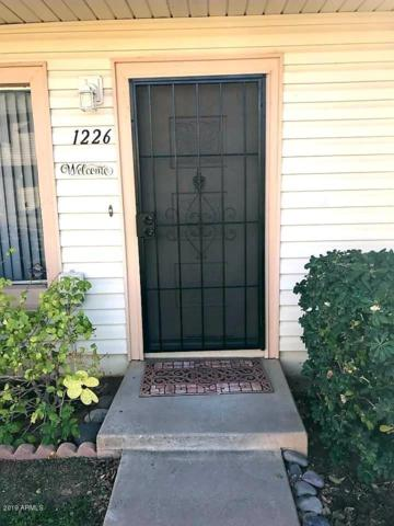 1226 E Baker Drive, Tempe, AZ 85282 (MLS #5892027) :: Yost Realty Group at RE/MAX Casa Grande