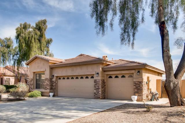 1893 S Red Rock Street, Gilbert, AZ 85295 (MLS #5892040) :: Revelation Real Estate