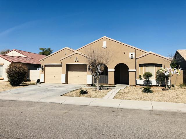 8520 W Flavia Haven, Tolleson, AZ 85353 (MLS #5892125) :: Occasio Realty