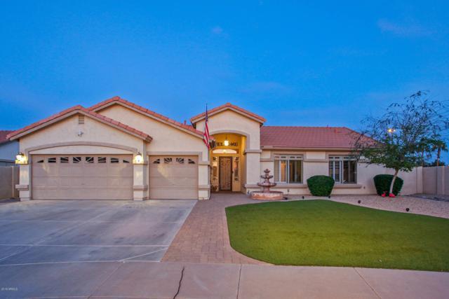 773 S Roanoke Street, Gilbert, AZ 85296 (MLS #5892139) :: Yost Realty Group at RE/MAX Casa Grande
