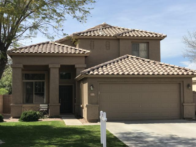 1266 S Parkcrest Court, Gilbert, AZ 85296 (MLS #5892518) :: Revelation Real Estate