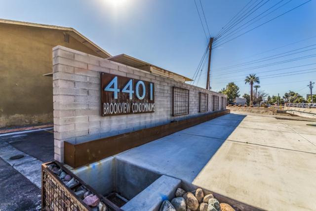 4401 N 12TH Street #217, Phoenix, AZ 85014 (MLS #5892574) :: Lux Home Group at  Keller Williams Realty Phoenix