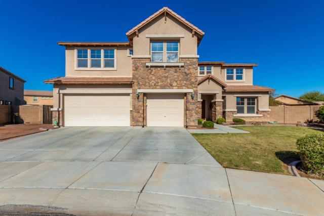 56 S 167TH Drive, Goodyear, AZ 85338 (MLS #5892647) :: The Everest Team at My Home Group