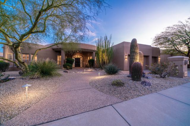 12855 E Summit Drive, Scottsdale, AZ 85259 (MLS #5892785) :: The Kenny Klaus Team