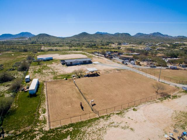 12011 S 222ND Avenue, Buckeye, AZ 85326 (MLS #5892804) :: Conway Real Estate