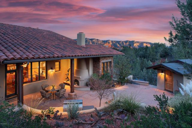 400 Little Scout Road, Sedona, AZ 86336 (MLS #5892849) :: The Kenny Klaus Team