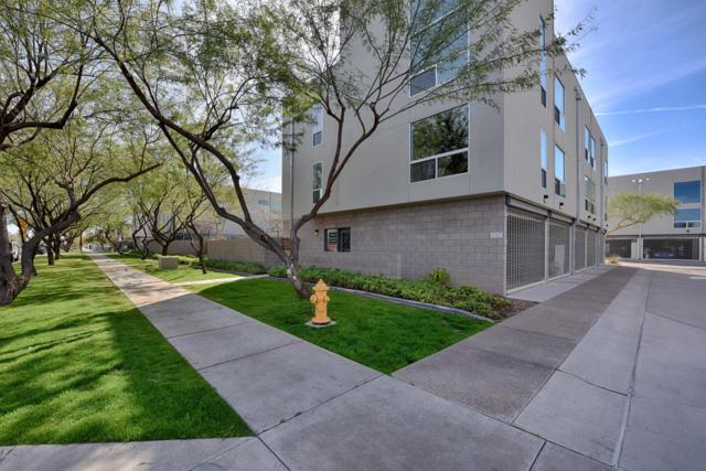727 E Portland Street #6, Phoenix, AZ 85006 (MLS #5892932) :: Yost Realty Group at RE/MAX Casa Grande