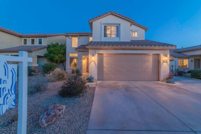 20927 N Sansom Drive, Maricopa, AZ 85138 (MLS #5893001) :: Yost Realty Group at RE/MAX Casa Grande