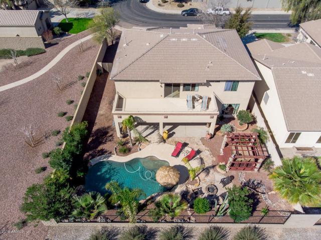 18911 N Falcon Lane, Maricopa, AZ 85138 (MLS #5893140) :: Occasio Realty