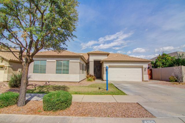 4165 S Snowcap Drive, Gilbert, AZ 85297 (MLS #5893146) :: CC & Co. Real Estate Team