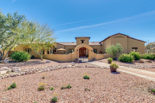 2819 E Virgo Place, Chandler, AZ 85249 (MLS #5893211) :: Brett Tanner Home Selling Team