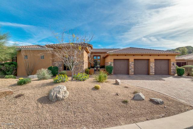 7353 E Sugarloaf Street, Mesa, AZ 85207 (MLS #5893307) :: Santizo Realty Group
