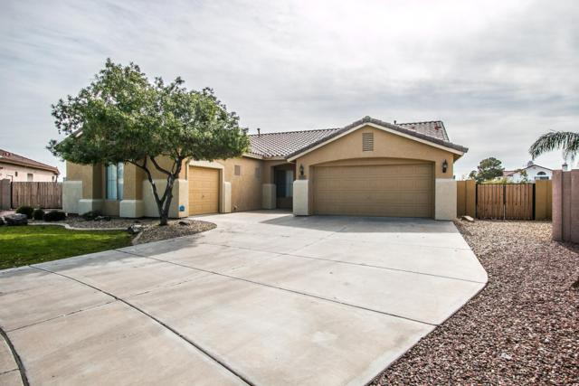7119 W Buckskin Trail, Peoria, AZ 85383 (MLS #5893430) :: Yost Realty Group at RE/MAX Casa Grande