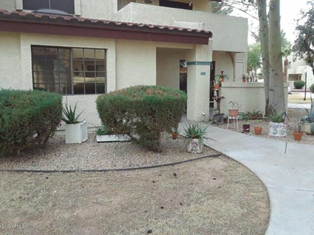 2020 W Union Hills Drive #119, Phoenix, AZ 85027 (MLS #5893555) :: Yost Realty Group at RE/MAX Casa Grande