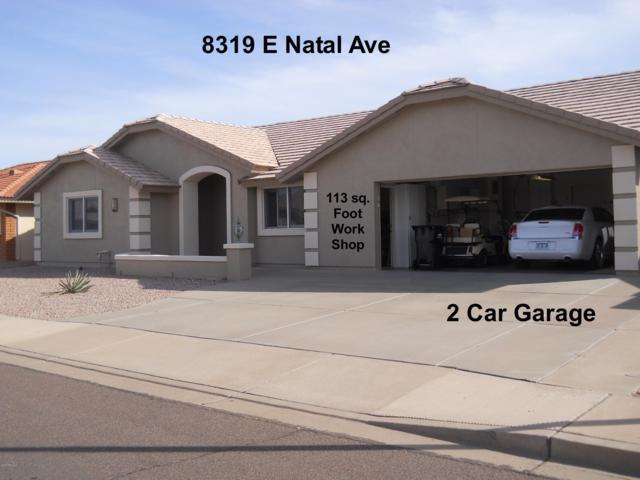 8319 E Natal Avenue, Mesa, AZ 85209 (MLS #5893681) :: Yost Realty Group at RE/MAX Casa Grande
