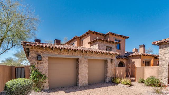 7436 E Golden Eagle Circle, Gold Canyon, AZ 85118 (MLS #5894031) :: The Kenny Klaus Team