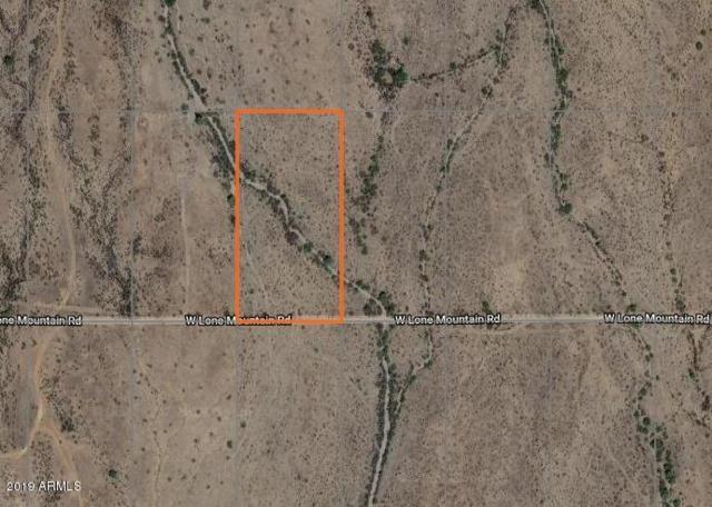 0 W Lone Mountain Road, Wittmann, AZ 85361 (MLS #5894053) :: Phoenix Property Group