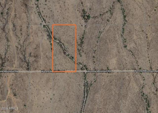 0 W Lone Mountain Road, Wittmann, AZ 85361 (MLS #5894053) :: Riddle Realty Group - Keller Williams Arizona Realty