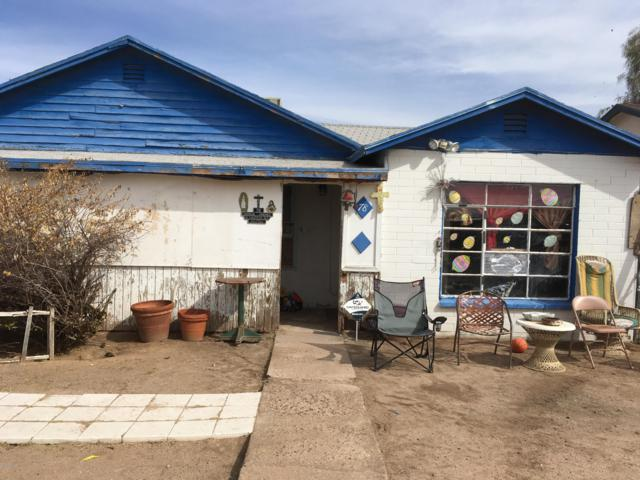 78 N Cameron Avenue, Casa Grande, AZ 85122 (MLS #5894055) :: Yost Realty Group at RE/MAX Casa Grande