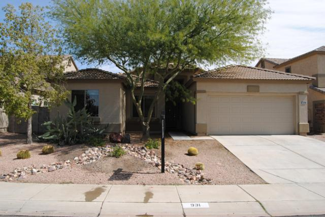 931 S 241ST Avenue, Buckeye, AZ 85326 (MLS #5894152) :: Yost Realty Group at RE/MAX Casa Grande