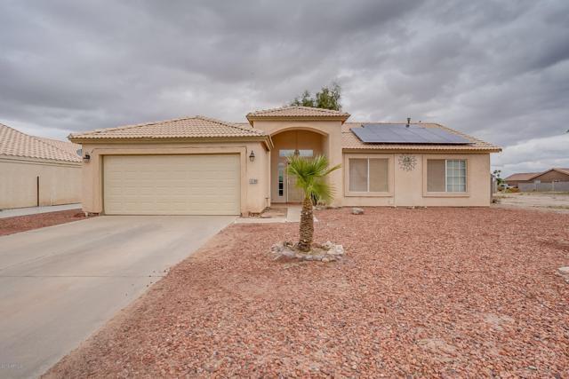 10780 W Guaymas Drive, Arizona City, AZ 85123 (MLS #5894185) :: Yost Realty Group at RE/MAX Casa Grande