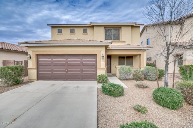 830 W Trellis Road, San Tan Valley, AZ 85140 (MLS #5894207) :: Occasio Realty