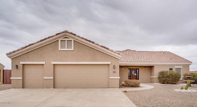 9345 W Enchantment Lane, Arizona City, AZ 85123 (MLS #5894254) :: CC & Co. Real Estate Team