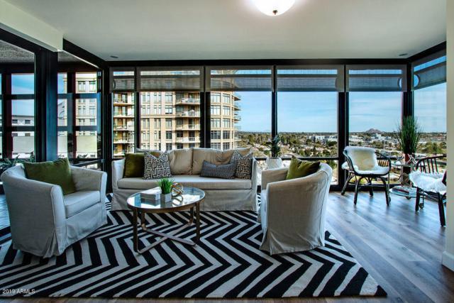4808 N 24TH Street #1004, Phoenix, AZ 85016 (MLS #5894362) :: The Daniel Montez Real Estate Group