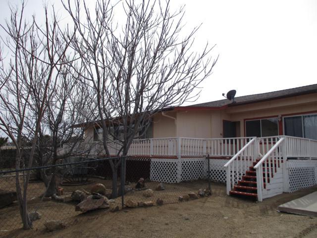 17114 W Fountain Hill Lane, Yarnell, AZ 85362 (MLS #5894436) :: Yost Realty Group at RE/MAX Casa Grande