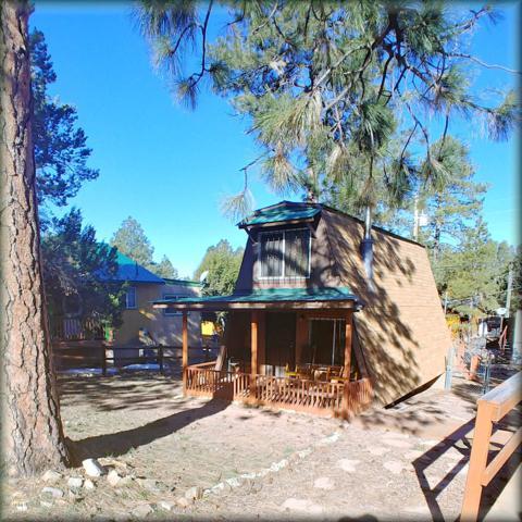 3340 Little Pine Drive, Overgaard, AZ 85933 (MLS #5894437) :: The W Group
