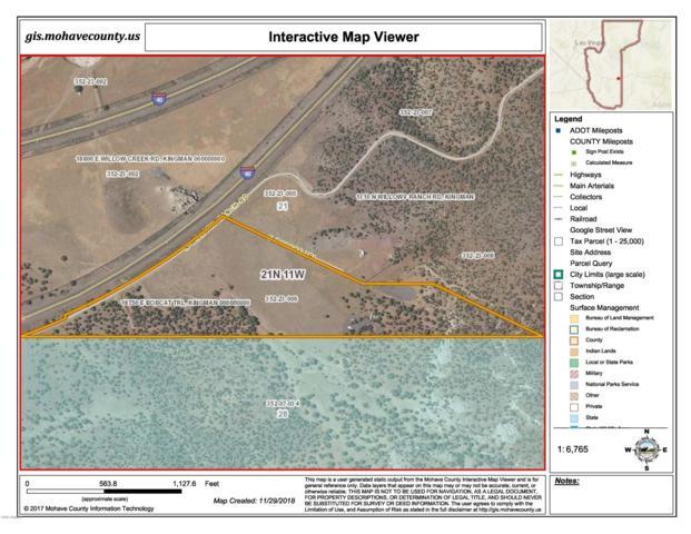 18750 E Bobcat Trail, Kingman, AZ 86401 (MLS #5894442) :: The Garcia Group