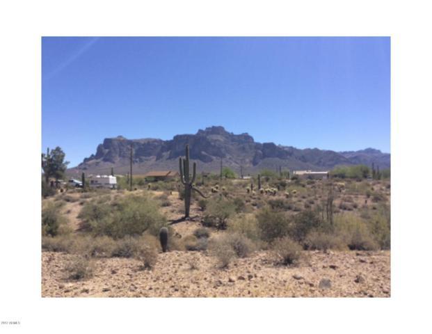 0 N Boyd Road, Apache Junction, AZ 85119 (MLS #5894577) :: Yost Realty Group at RE/MAX Casa Grande