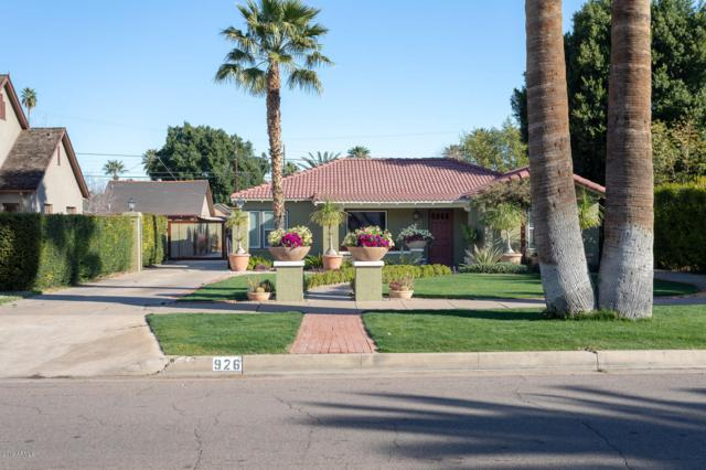 926 W Willetta Street, Phoenix, AZ 85007 (MLS #5894643) :: CC & Co. Real Estate Team