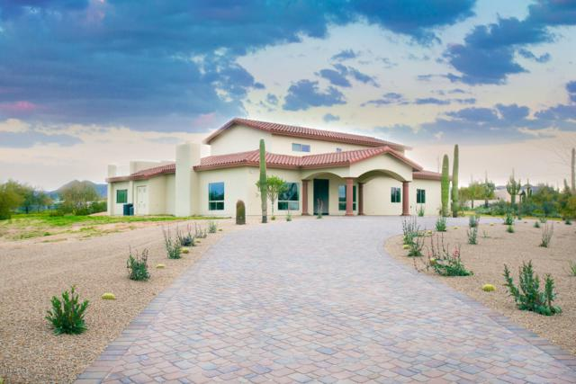 6950 E Dixileta Drive, Scottsdale, AZ 85266 (MLS #5894655) :: CC & Co. Real Estate Team