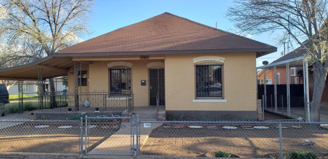 1143 E 8TH Street, Douglas, AZ 85607 (MLS #5894817) :: Riddle Realty