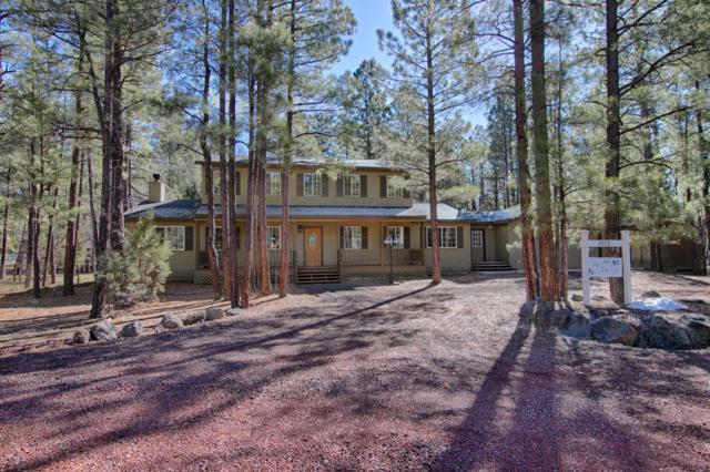 1513 Valley Drive, Lakeside, AZ 85929 (MLS #5894837) :: The Garcia Group