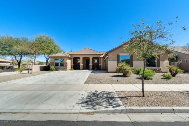 21889 S 218TH Street, Queen Creek, AZ 85142 (MLS #5894880) :: Yost Realty Group at RE/MAX Casa Grande