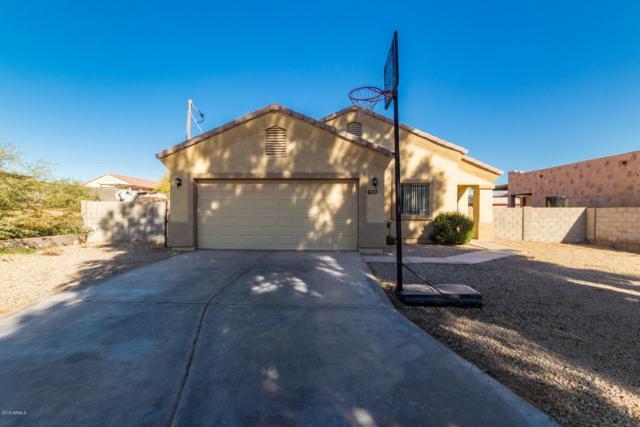 610 E Dee Street, Avondale, AZ 85323 (MLS #5894941) :: Yost Realty Group at RE/MAX Casa Grande