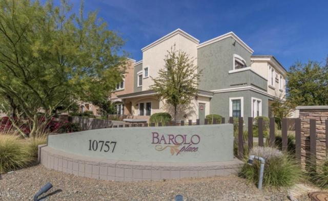 10757 N 74TH Street #2007, Scottsdale, AZ 85260 (MLS #5895042) :: Yost Realty Group at RE/MAX Casa Grande