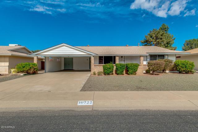 10722 W Camelot Circle, Sun City, AZ 85351 (MLS #5895092) :: CC & Co. Real Estate Team