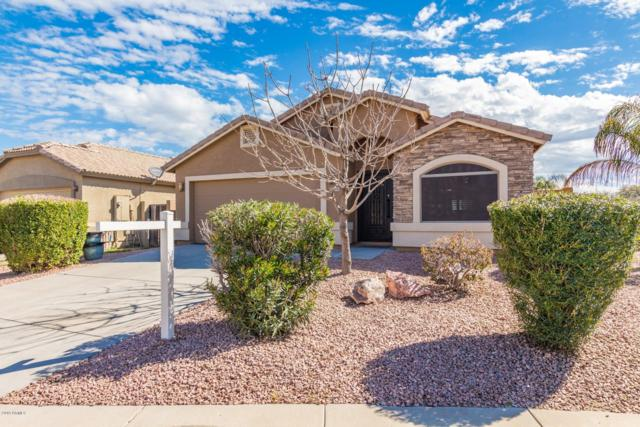 33745 N Barbara Drive, Queen Creek, AZ 85142 (MLS #5895111) :: Revelation Real Estate