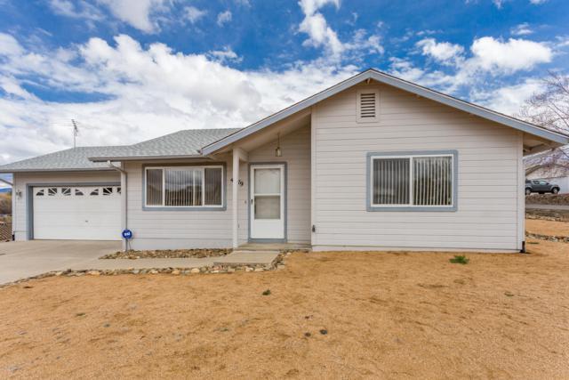 4679 N Morning Star Drive, Prescott Valley, AZ 86314 (MLS #5895125) :: Conway Real Estate