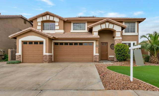 2728 E Teakwood Place, Chandler, AZ 85249 (MLS #5895174) :: Devor Real Estate Associates