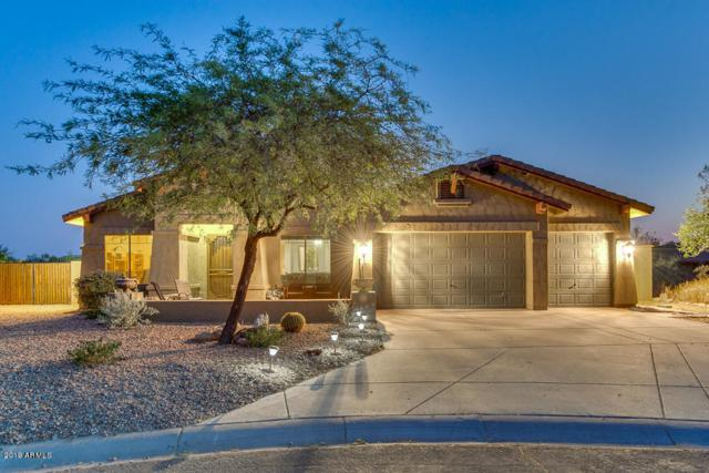 4301 S Las Arboledas Trail, Gold Canyon, AZ 85118 (MLS #5895257) :: CC & Co. Real Estate Team