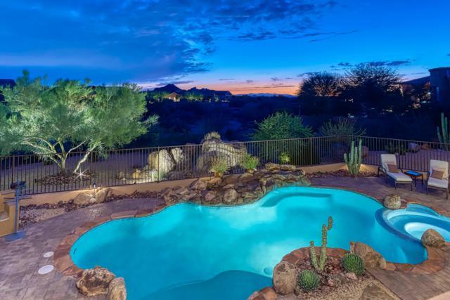 8469 E Nightingale Star Drive, Scottsdale, AZ 85266 (MLS #5895318) :: Brett Tanner Home Selling Team