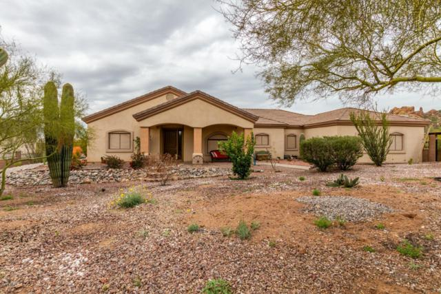 5136 N Wolverine Pass Road, Apache Junction, AZ 85119 (MLS #5895466) :: Openshaw Real Estate Group in partnership with The Jesse Herfel Real Estate Group