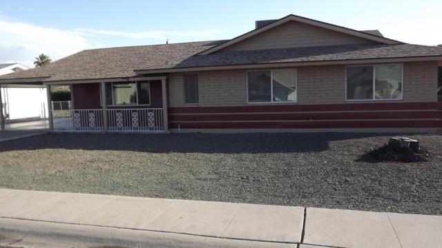 11028 W Connecticut Avenue, Sun City, AZ 85351 (MLS #5895511) :: Devor Real Estate Associates